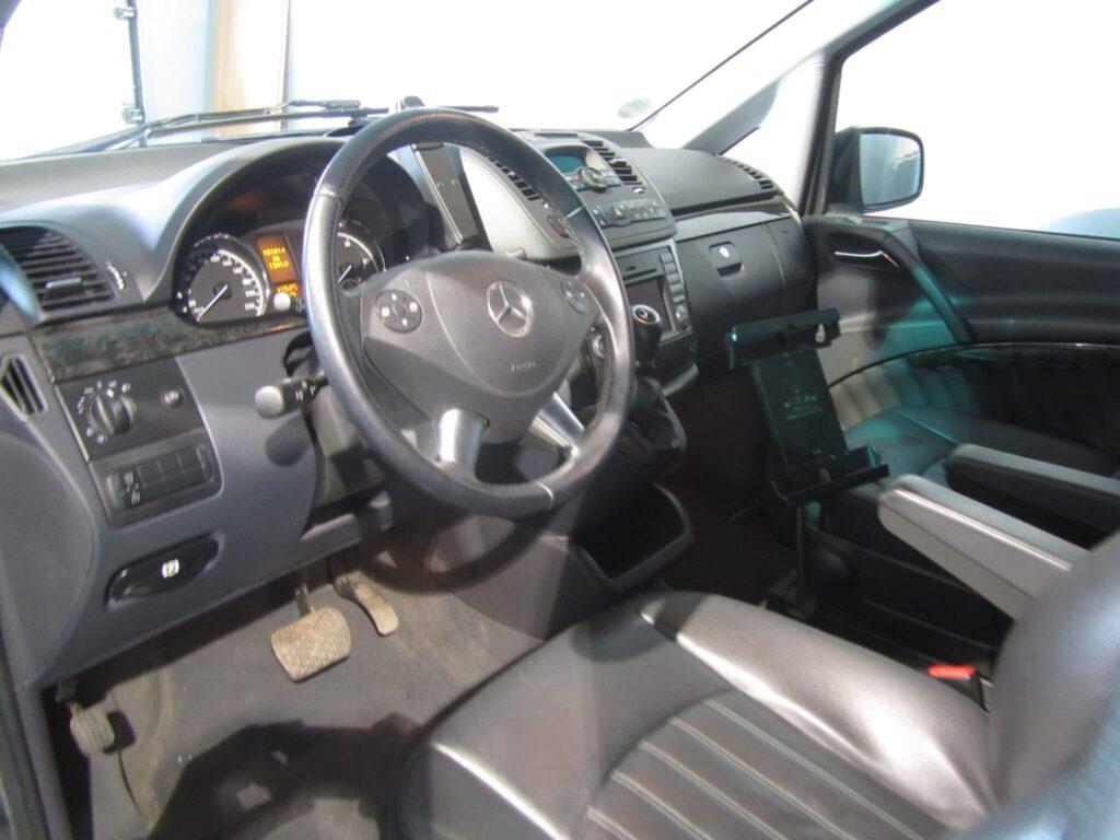 Mercedes-Benz Viano 4MATIC