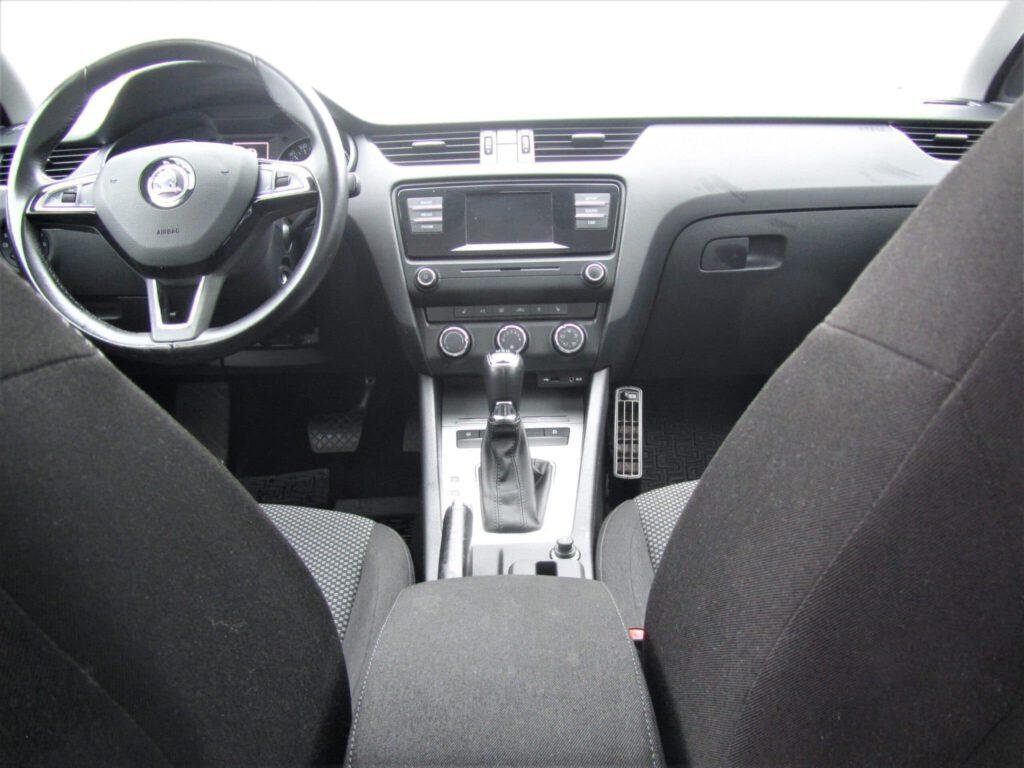 Skoda Octavia 4X4