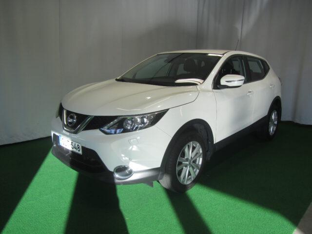 Nissan Qahsqai