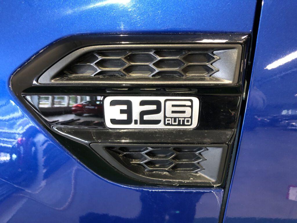 Ford Ranger Wildtrack 4×4