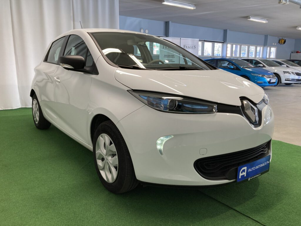 Renault Zoe sähköauto