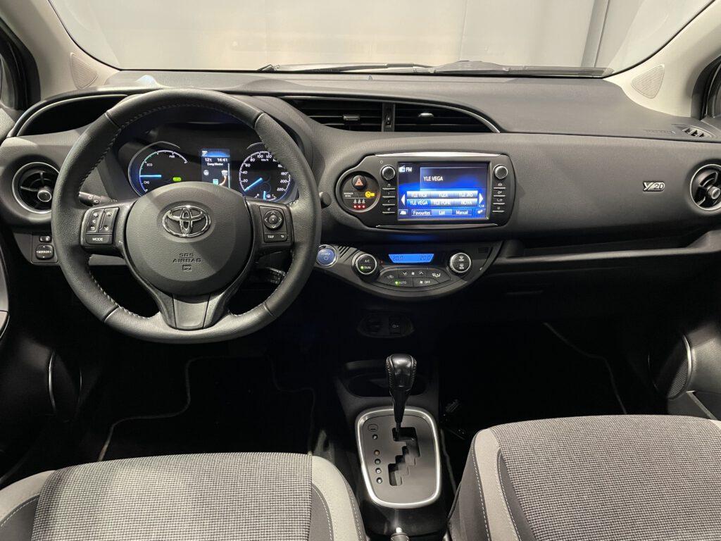 Toyota Yaris Y20 Edition